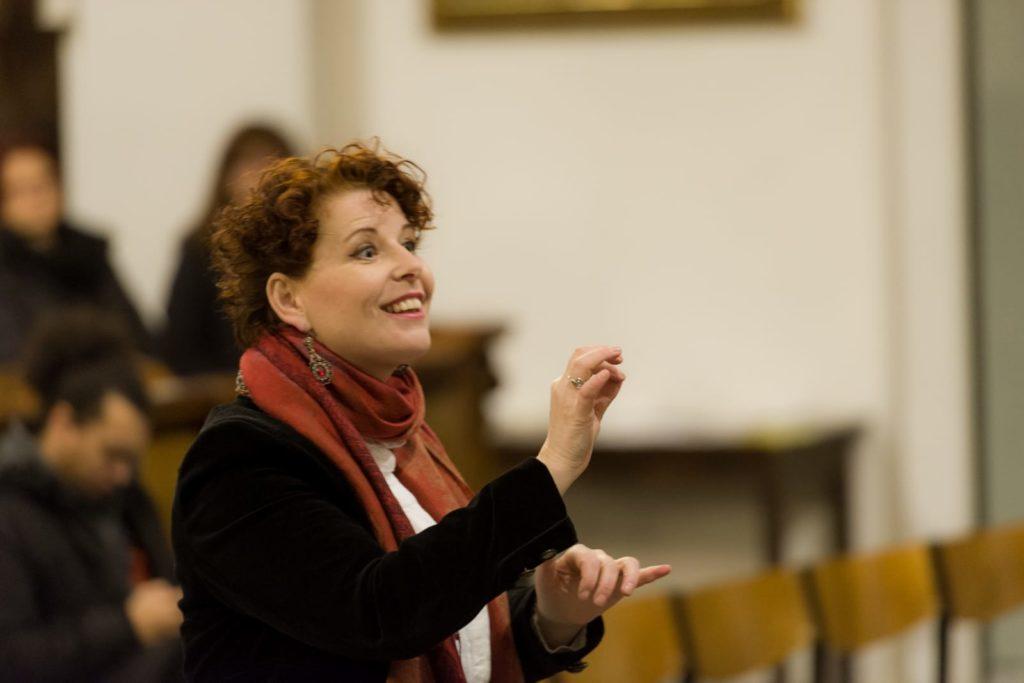 Birgitta Wetzl Chorcoach